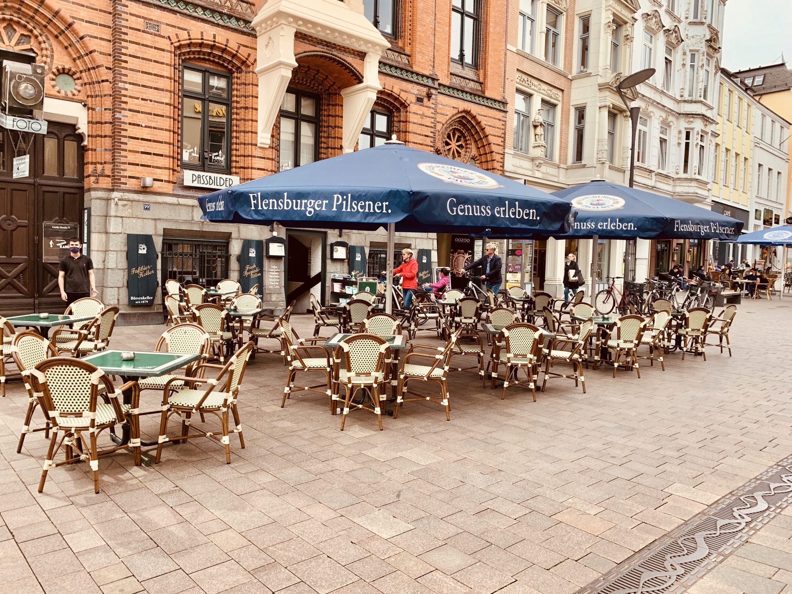 Flensburg beach speisekarte club Safira Lounge